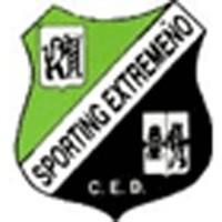 Escudo del Club Sporting Extremeño