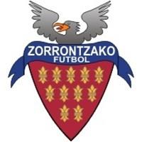 Escudo del Club Deportivo de Fútbol Zorrontzako