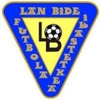 Escudo del Lan-Bide Futbol Ikastetxea