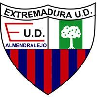 Escudo del Extremadura Unión Deportiva