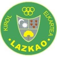 Escudo del Lazkao Kirol Elkartea