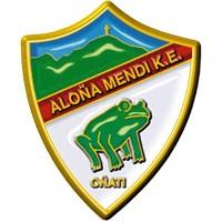 Escudo del Aloña Mendi Kirol Elkartea