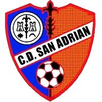 Escudo del Club Deportivo San Adrián