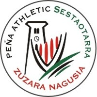 Escudo del Peña Athletic Sestaotarra