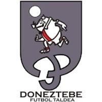 Escudo del Doneztebe Futbol Taldea