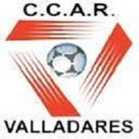 Escudo del Club Deportivo C.C.A.R Valladares