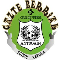 Escudo del Club de Fútbol Gazte Berriak