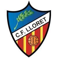 Escudo del Club de Fútbol Lloret