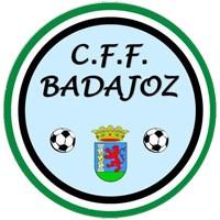 Escudo del Club de Fútbol Femenino Badajoz