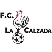 Escudo del Club Deportivo Fundación Cultural La Calzada