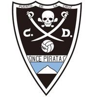Escudo del Club Deportivo Once Piratas