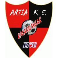 Escudo del Irun Artía Kirol Emukume Elkartea