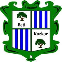 Escudo del Beti Kozkor Kirol Elkartea