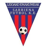 Escudo del Leioako Emakumeak - Sarriena Futbol Kirol Elkartea