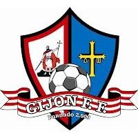 Escudo del Gijón Fútbol Femenino