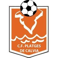 Escudo del CF Platges de Calvià
