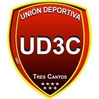 Escudo del Unión Deportiva Tres Cantos