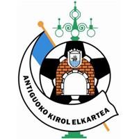 Escudo del Antiguoko Kirol Elkartea