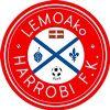 Escudo del Juvenil del Lemoako Harrobi Futbol Kluba