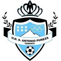 Escudo del Unión Deportiva San Antonio Pilar