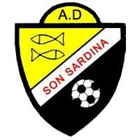 Escudo del Agrupación Deportiva Son Sardina