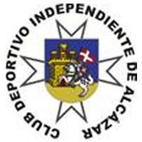 Escudo del Club Deportivo Independiente de Alcázar