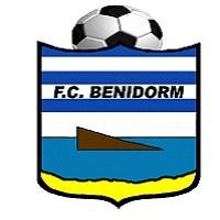 Escudo del Club de Fútbol Ciudad de Benidorm