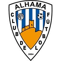 Escudo del Alhama Club de Fútbol