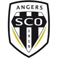 Escudo del Angers Sporting Club de l´Ouest
