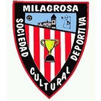 Escudo del Sociedad Cultural Deportiva Milagrosa