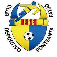 Escudo del Club Deportivo Fontsanta Fatjó