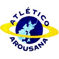 Escudo del Atlético Arousana Fútbol Femenino