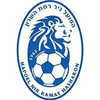 Escudo del Hapoel Ironi Nir Ramat HaSharon Football Club
