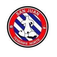Escudo del San Juan Tenerife Norte