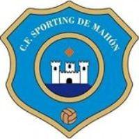 Escudo del Club de Fútbol Sporting de Mahón