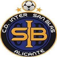 Escudo del Club Deportivo Inter San Blas de Alicante