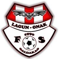 Escudo del Lagun Onak Fútbol Sala Galdakao