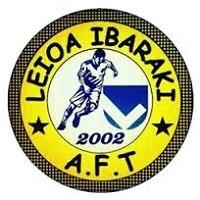 Escudo del Leioa Ibaraki Areto Futbol Taldea