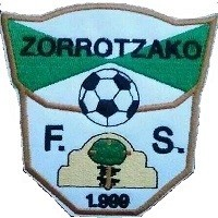 Escudo del Zorrotzako Fútbol Sala