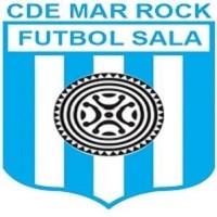 Escudo del CDE Mar Rock Fútbol Sala