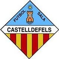 Escudo del Fútbol Sala Castelldefels