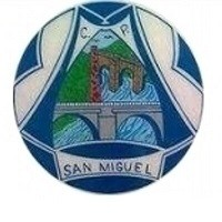 Escudo del Club Polideportivo San Miguel