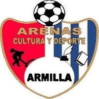 Escudo del Arenas de Armilla Cultura y Deporte