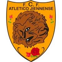 Escudo del Atlético Jiennense Fútbol Club Femenino
