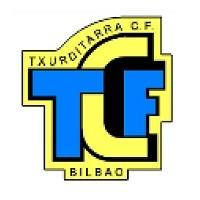 Escudo del Txurditarra Club de Fútbol