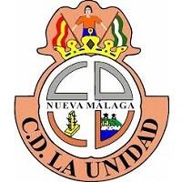 Escudo del Club Deportivo La Unidad Nueva Málaga