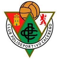 Escudo del Club Polideportivo Cacereño, SAD