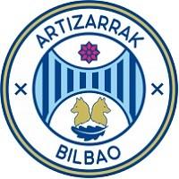 Escudo del Bilbao Artizarrak Futbol Klub