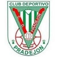 Escudo del Club Deportivo Pradejón