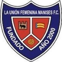 Escudo del La Unión Femenina Manises Fútbol Club